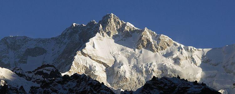 Mt Khanchenjunga Art Furrer 2008