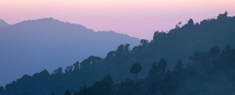 Arunachal Pradesh Tawang Gebirgslandschaft