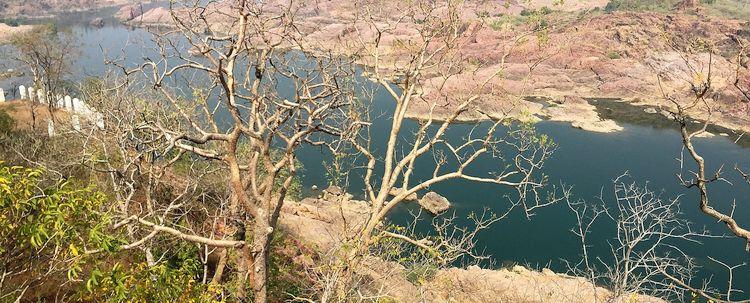 Naturschutzgebiet Ken Gharial bei khajuraho