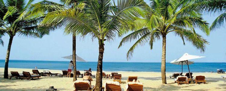 Entspannen Sie sich an den Stränden von Goa oder Kerala