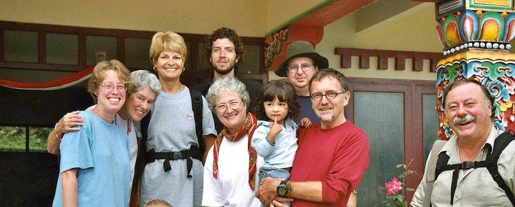 Gruppenreise Kultur und Schamanismus Sikkim