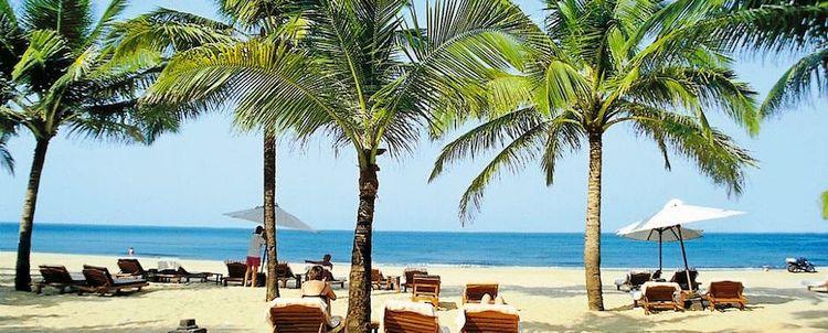 Traumstrand Goa Indien