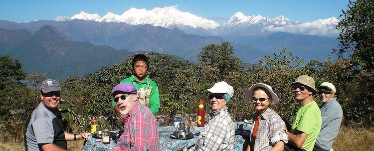Gruppenreise Wandern Sikkim
