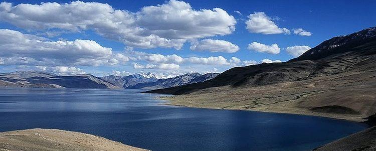 Ladakh Tsomorir See