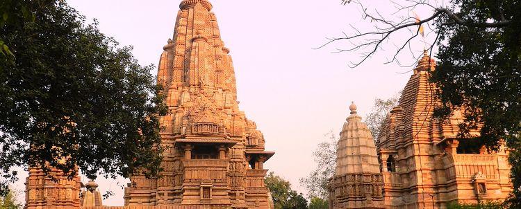 Khajuraho Tempelanlage Kama Sutra Madhya Pradesh