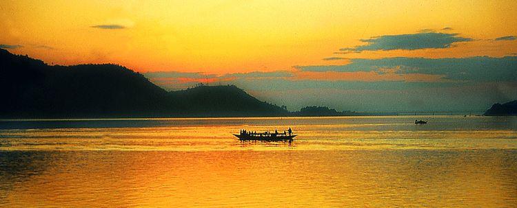 Assam Brahmaputra Strom