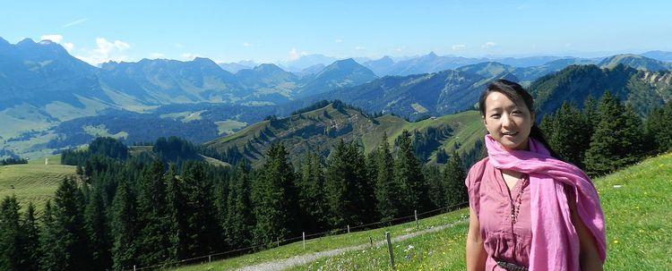 Pema Lhazee Lepcha Management Indien zu Besuch in der Schweiz