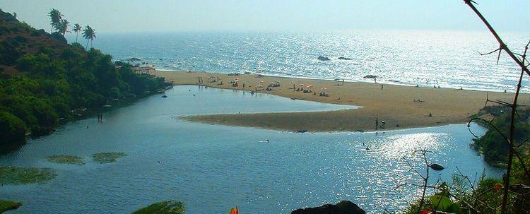 Goa Arambol Strand Indien