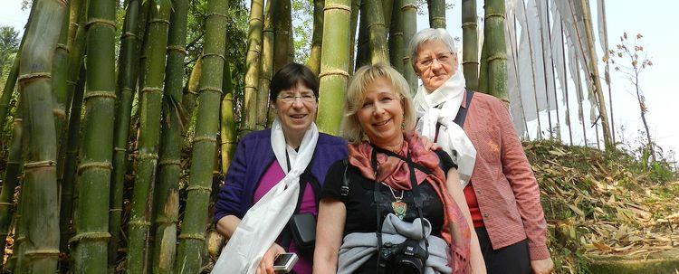 Individualreise Bambushain