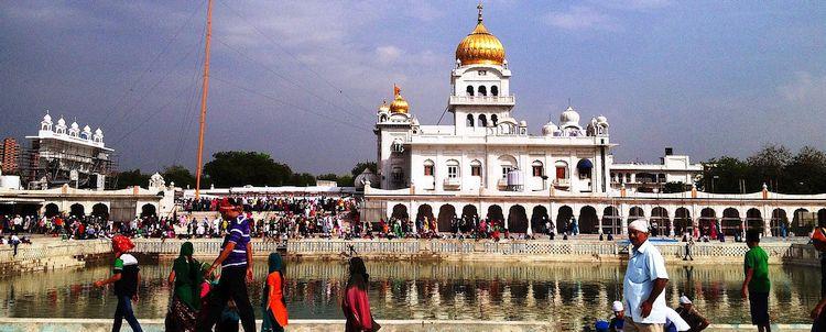 Delhi Sikh Tempel Bangla Sahib