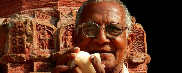 Hindu priester shiva tempel puthia rajshahi bangladesch