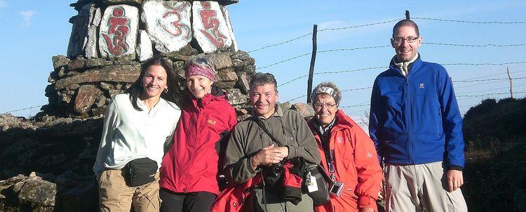 Gruppenreise Sikkim Indien Nepal