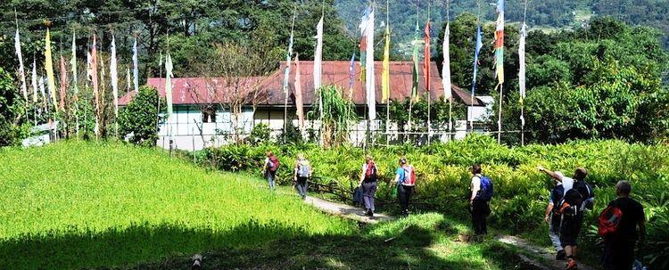 Gruppenreise Sikkim Himalaya Indien
