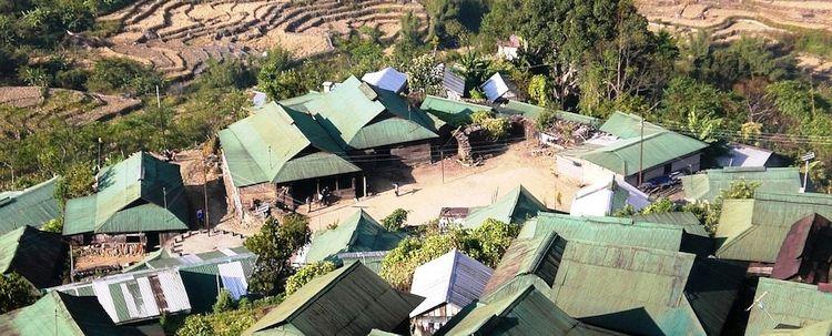 Nagaland Angami Dorf