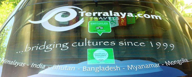 Terralaya Travels Geschäftsauto Schweiz
