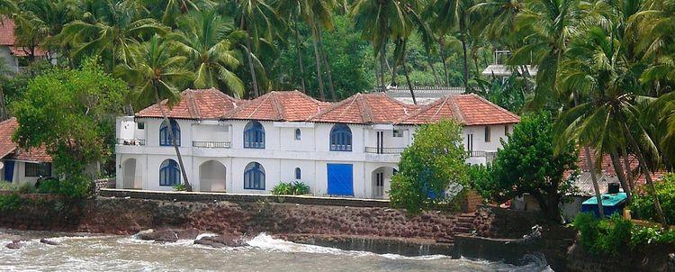 Nord Goa Küste