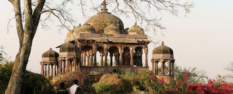 Tempel Ranthambhore Nationalpark Rajasthan