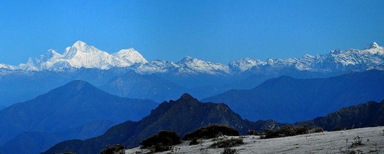 Aktivreisen  Panorama Nepal