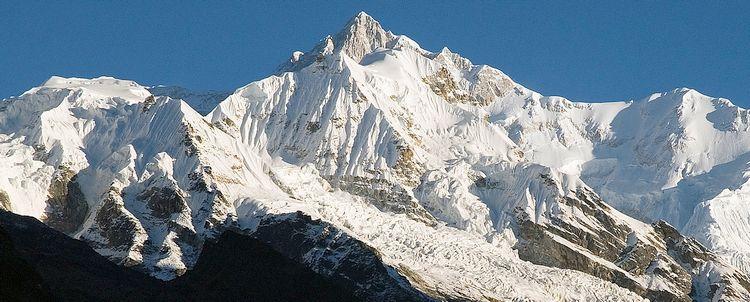 Khanchendzonga Sikkim Indien