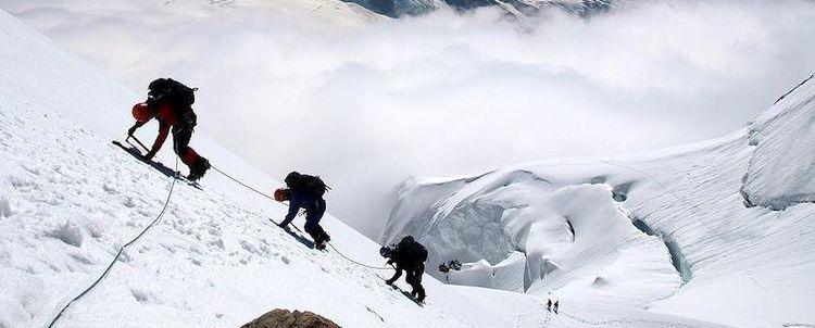 Brumkhangtse Expedition North Sikkim India