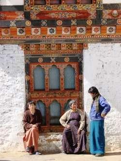 A Glimpse of Bhutan