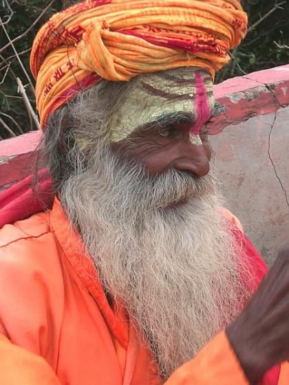 A Glimpse of Varanasi