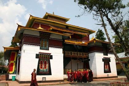 Monastery in Sikkim