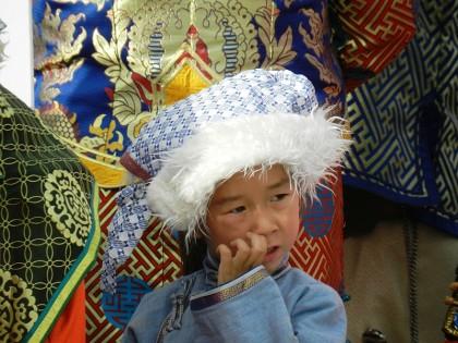 A Glimpse of Mongolia